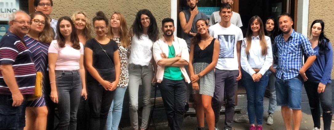 Berlino Schule students (Summer school 2019)